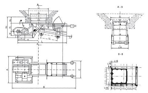 设备机架工程图步骤